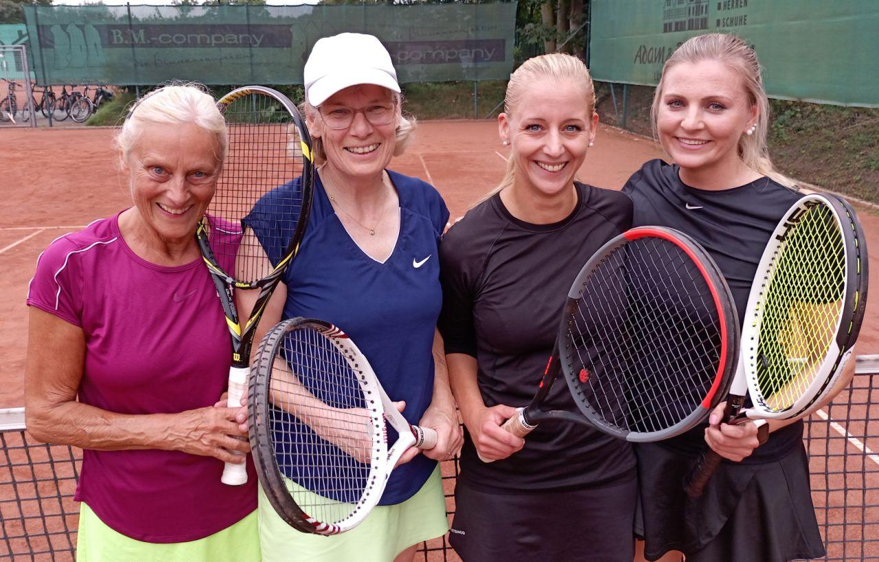 Damen-Doppel 2021